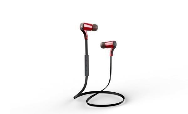 Słuchawki Edifier W288BT red black