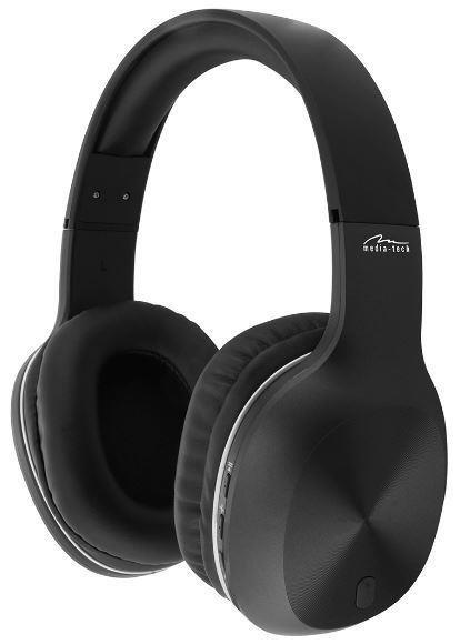 Słuchawki z mikrofonem Media-Tech MT3590 INDUS BT bezprzewodowe