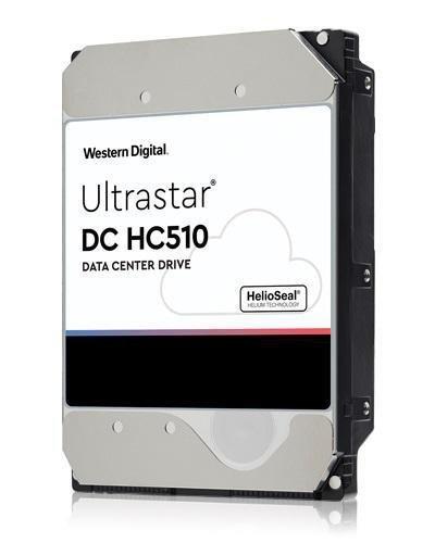 "Dysk Western Digital Ultrastar DC HC510 He10 10TB 3,5"" 256MB SATA 6Gb/s 4Kn SE HUH721010ALN604"