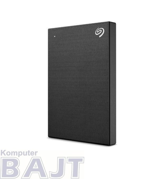 Dysk zewnętrzny SEAGATE BACKUP PLUS SLIM STHN1000400 1TB, USB 3.0, Black