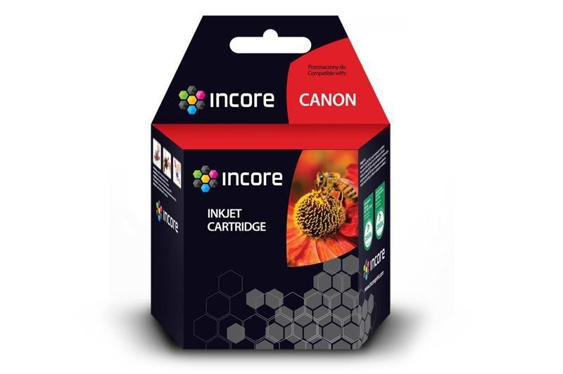 Tusz INCORE do Canon CLI-526 Yellow 12 ml, z chipem