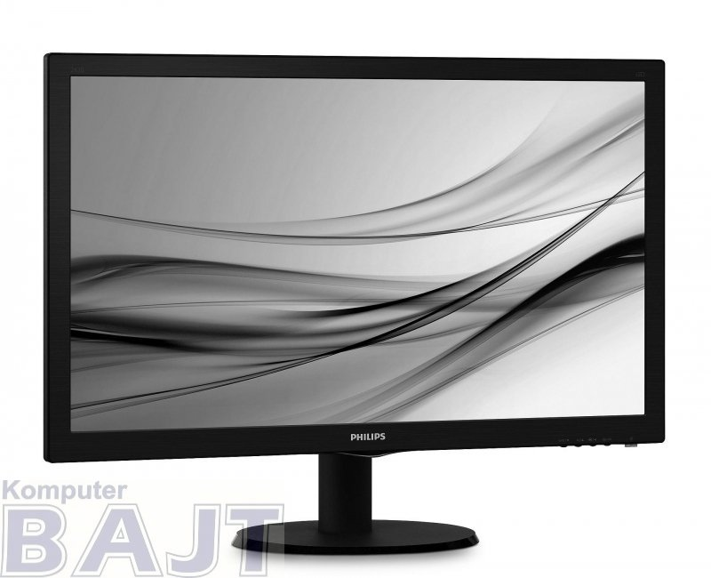 "Monitor Philips 23,6"" 243S5LDAB/00 VGA HDMI DVI"