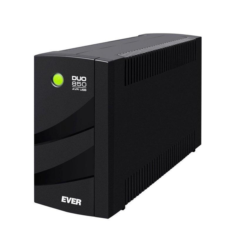 Zasilacz awaryjny UPS Ever DUO Line-Interactive 850 AVR