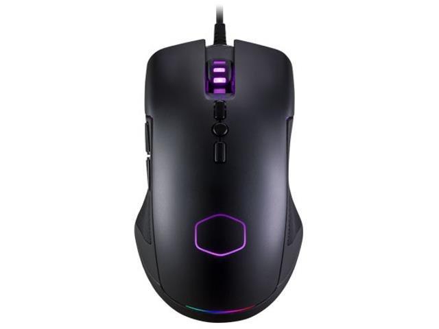 Mysz przewodowa Cooler Master MasterMouse CM310 optyczna 10000 DPI RGB czarna dla graczy