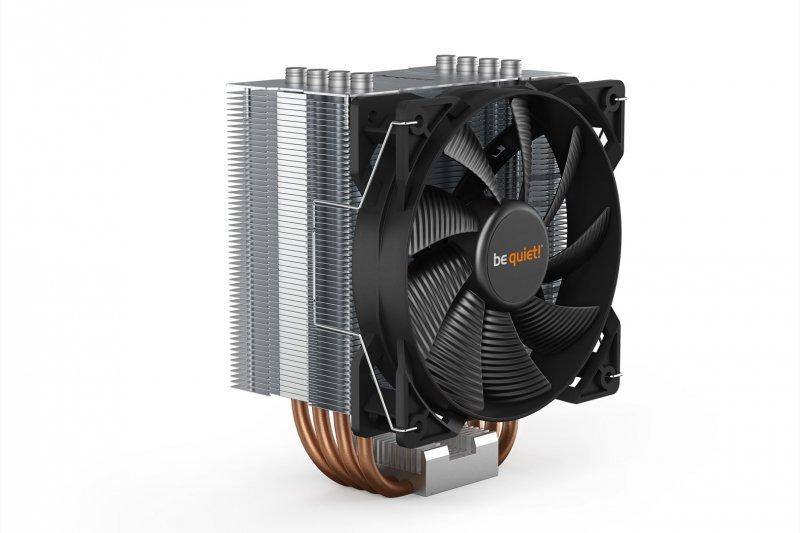 Chłodzenie CPU be quiet! Pure Rock 2 Silver