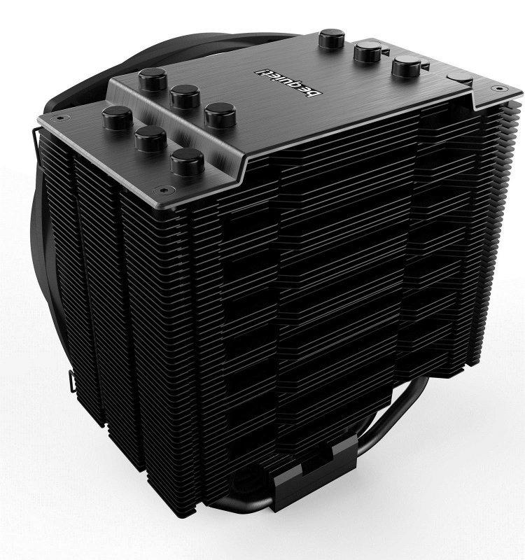 Chłodzenie do procesora BE QUIET! Dark Rock 4 BK021 (Aluminium, Miedź; 1 wentylator x 135 mm)