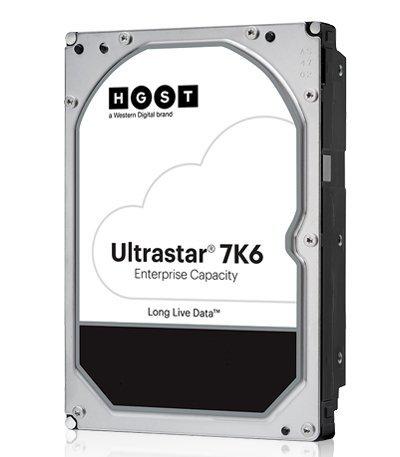 """Dysk serwerowy HDD Western Digital Ultrastar DC HC310 (7K6) HUS726T4TALA6L4 (4 TB; 3.5""""; SATA III)"""