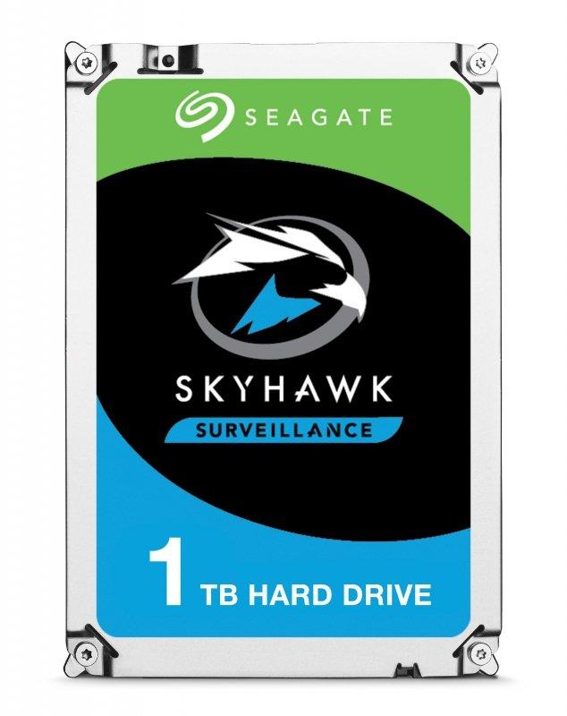 """Dysk HDD Seagate SkyHawk ST1000VX005 (1 TB ; 3.5""""; 64 MB; 5400 obr/min)"""