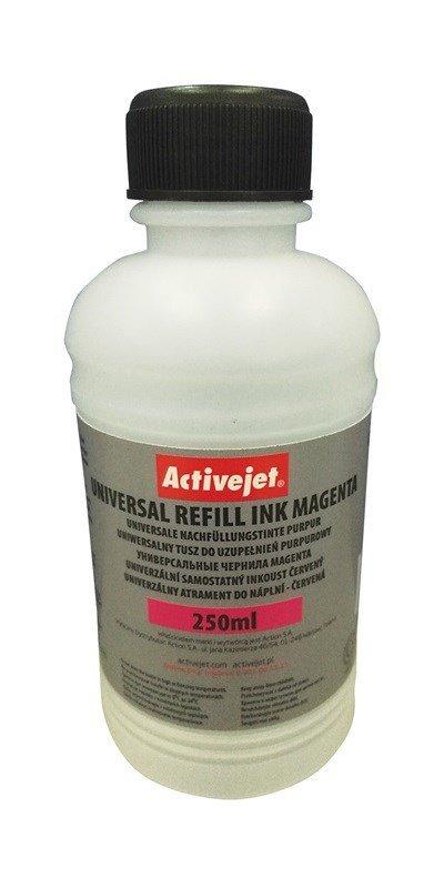 Tusz Activejet URB-250M (250 ml; czerwony)