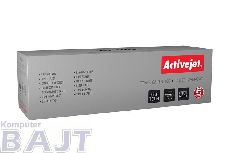 Toner Activejet ATB-B023N (zamiennik Brother TN-B023; Supreme; 2000 stron; czarny)