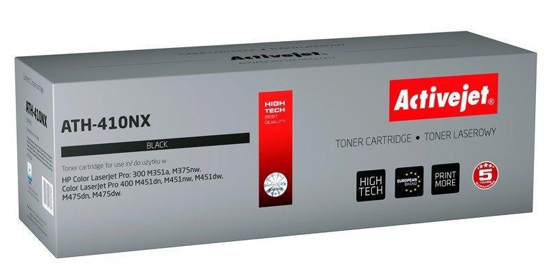 Toner Activejet ATH-410NX (zamiennik HP 305X CE410X; Supreme; 4000 stron; czarny)