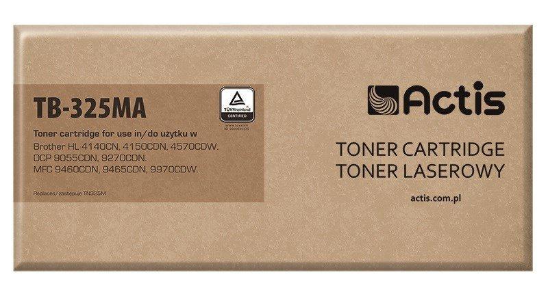 Toner ACTIS TB-325MA (zamiennik Brother TN-325MA; Supreme; 3500 stron; czerwony)