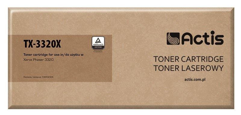Toner ACTIS TX-3320X (zamiennik Xerox 106R02306; 11000 stron; czarny)