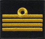 oznaka stopnia do kurtki lub swetra MW kapitan