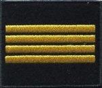 oznaka stopnia do kurtki lub swetra MW bosmanmat