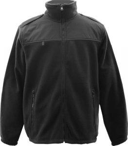 polar mundurowy koloru czarnego