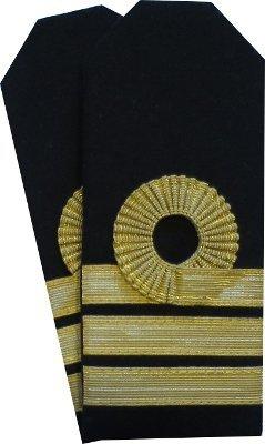 pagony na płaszcz MW porucznik