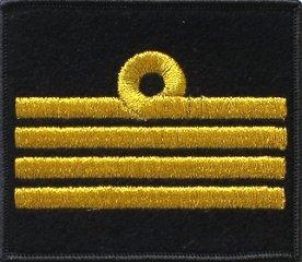 oznaka stopnia MW kapitan