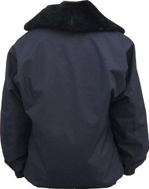 kurtka typu moleskin tył