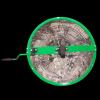Miodarka 4-ramkowa z podstawą i pokrywą