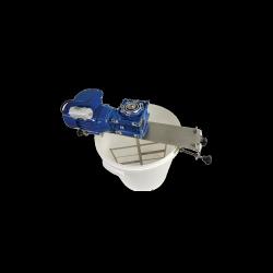 Urządzenie do kremowania miodu 230V na wiadro polipropylenowe 33L