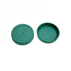 Nakrętka plastikowa z dziurkami (do podkarmiania) - 10 sztuk