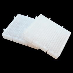 Puzzel z sztucznymi komórkami plastrowymi (do sztucznej pierzgi)