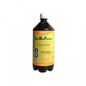 ApiBioFarma – preparat z ziołami dla pszczół – 1000ml