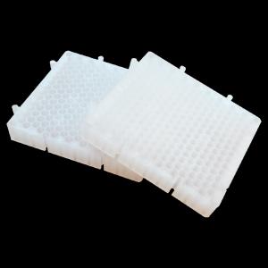 Puzzel z komórkami plastrowymi (do pierzgi)