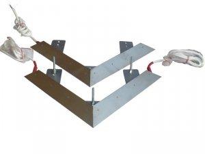 Nóż elektryczny 12V typu V
