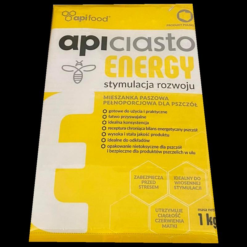 Apiciasto Energy - 1kg