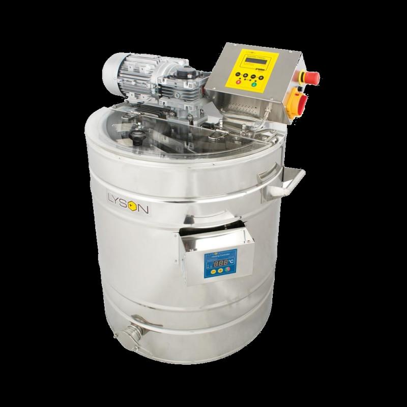 Urządzenie do kremowania miodu 70 L (230V) - z płaszczem grzewczym - PREMIUM