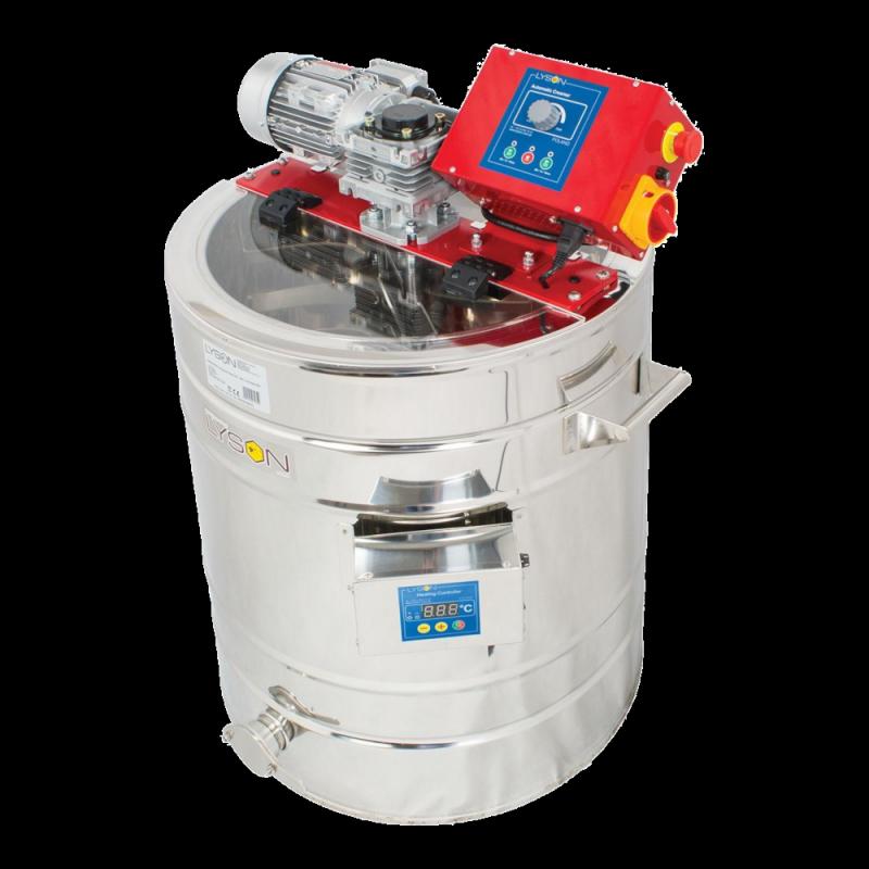 Urządzenie do kremowania miodu 70 L (230V) z płaszczem grzewczym (na dekrystalizatorze), ze sterownikiem automatycznym