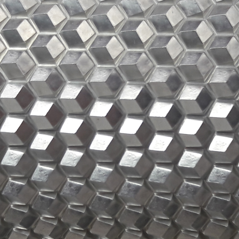 Walce grawerowane maszynowe (275 mm, kom. 7 mm), węza trutowa