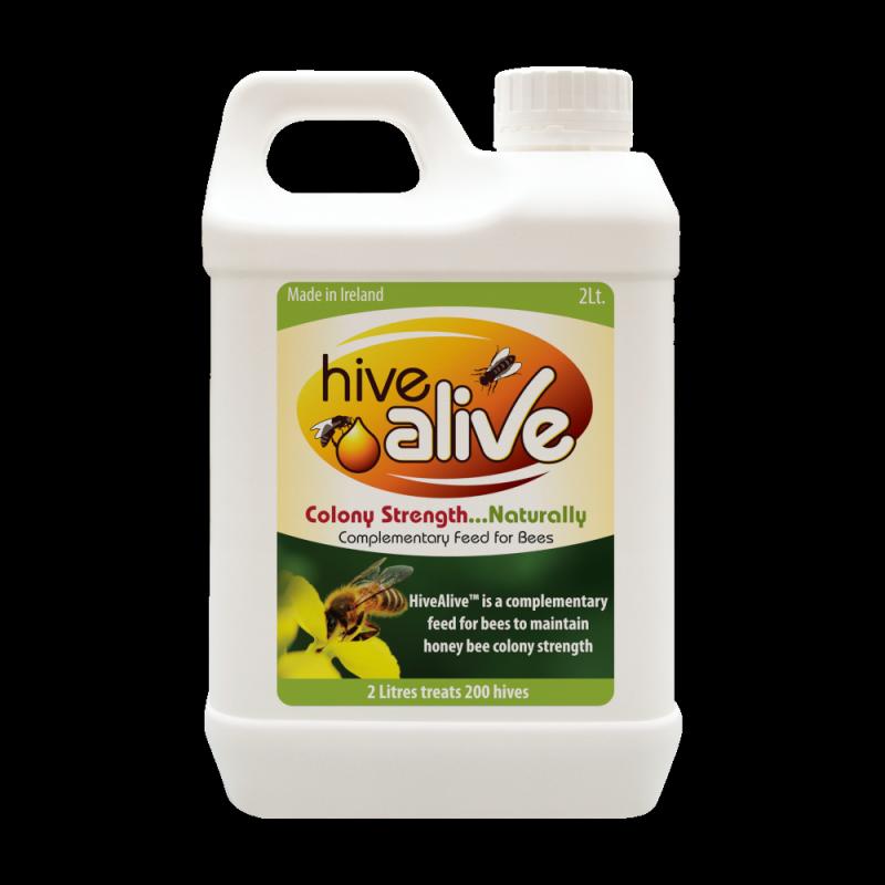 HiveAlive – wzmocnienie i odporność rodzin (2000 ml)