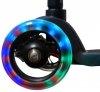 Hulajnoga trójkołowa balansowa ALAMO - Czarna+ koła LED
