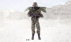 Figurka wojskowa 90200F