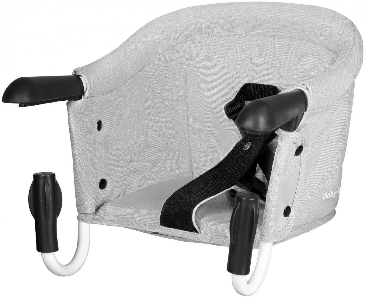 Dostawne krzesełko przykręcane do stołu, przenośne, turystyczne Moby-System HUGO