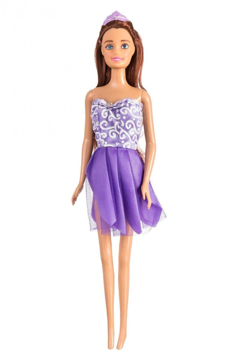 Lalka Anlily - Księżniczka - brunetka