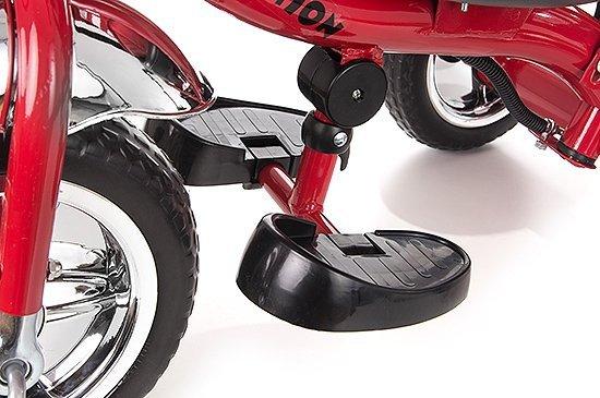 Rowerek trójkołowy Tobi Junior czerwony
