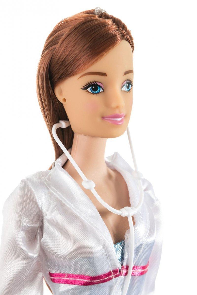 Lalka Anlily - Lekarz - brunetka