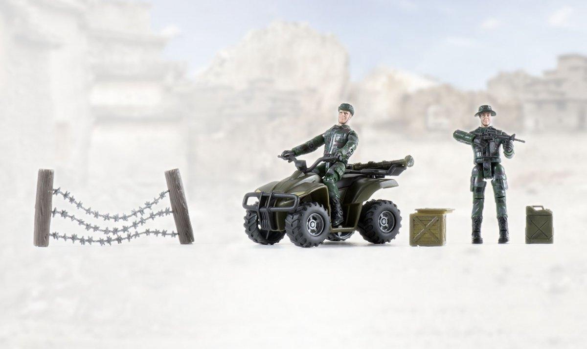 Pojazdy wojskowe - 77019A