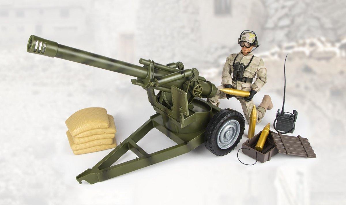 Wojskowa haubica 90053