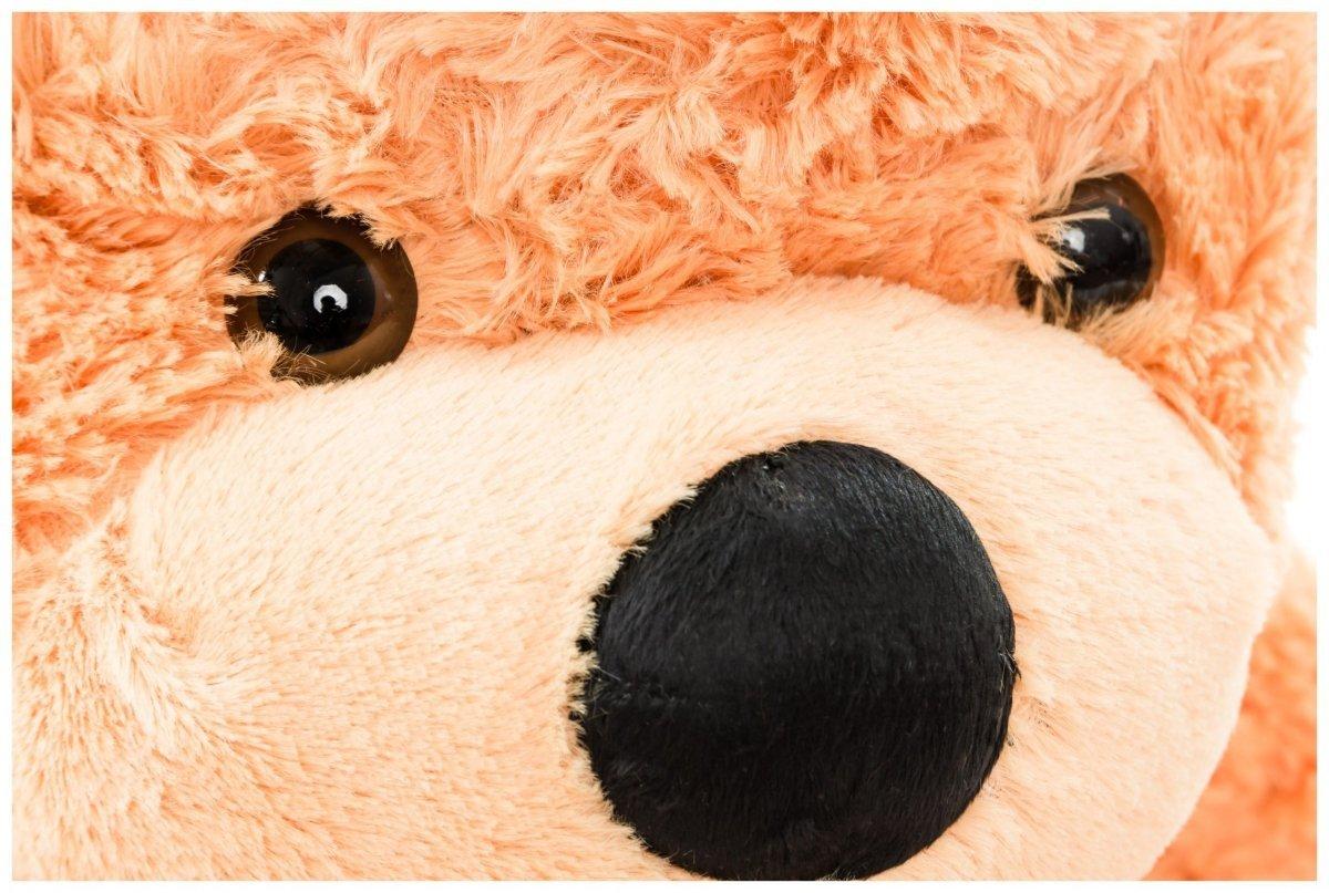 Miś pluszowy GIGANT 100 cm - jasny brąz