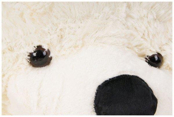 Miś pluszowy GIGANT 120 cm - kremowy