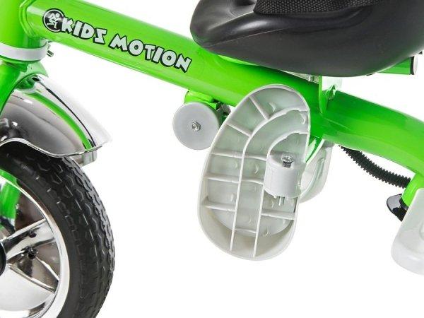 Rowerek Trójkołowy z pchaczem TOBI BASIC PLUS - Czerwony