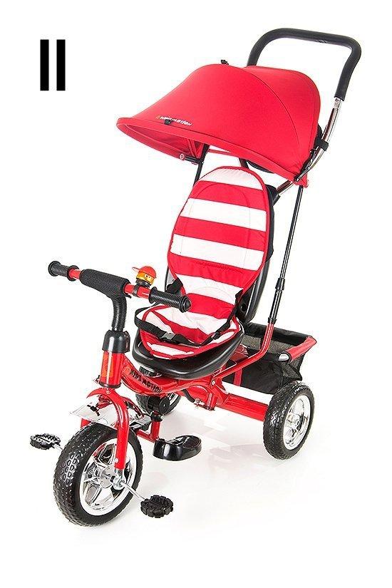Rowerek trójkołowy Tobi Junior fioletowy