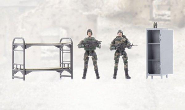 Życie wojskowe - 77035B