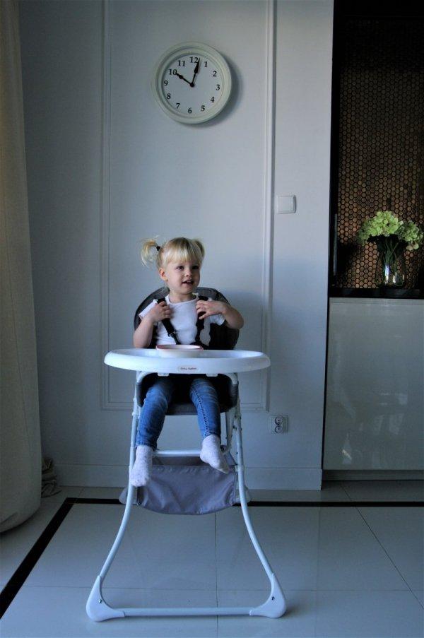 Składane krzesełko do karmienia - LARISSA