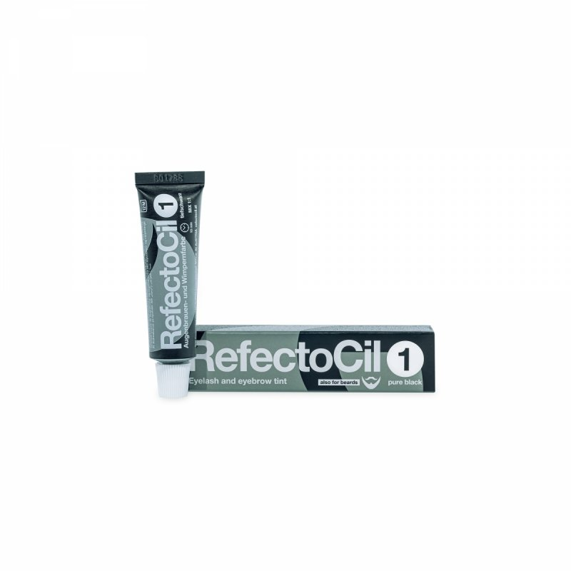 Henna żelowa REFECTOCIL czarna 15ml